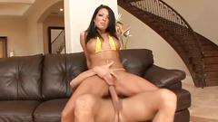 Sexy pornstar maya gates anal fuck