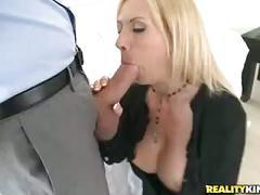Brooke tyler gets pussy pounded in boner bonus