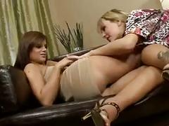 Lesbian video # 3