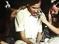 Vintage porn 1970s  john holmes  girl scouts