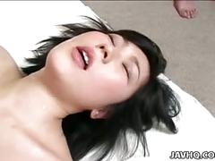 Shinobu kasagi wildest cum facial