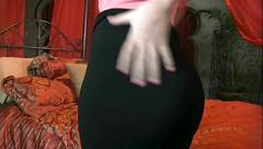 Hot ass big tits blonde bating