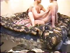Horny cheating wife fucked in the ass by her lover, p2
