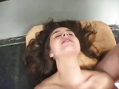 Kacey takes multiple cumshots to the face