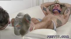 Boys feet stories gay kc captured bound worshiped