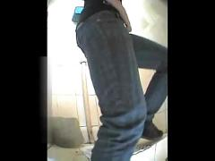 jeans, brunette, amateur, fetish, realamateur, pissing, voyeur, webcam