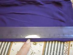 Sarka - how do you make a pantyhose encasement