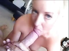 blondes, blowjobs, cumshots, facials, pov