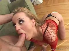 Denise klarskov fucked hard on couch