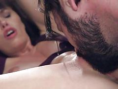Alana cruise gets whipped and face fucked