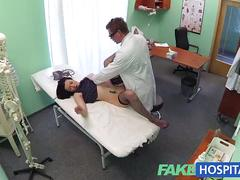Fakehospital no health insurance causes shy patient to pay