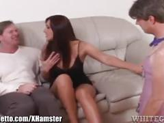 Whiteghetto blowjob cuckold