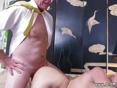 Trinity-old milf fucks sons boss hot father in law force