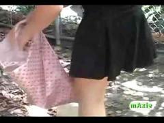 panties, japanese, peeing, wetting