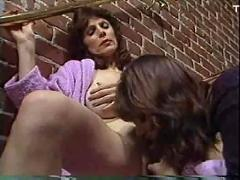 lesbian, licking, big, natural, tit, threesome, bigtits, hairypussy, classic, naturals