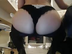 Briana l. pussy dildo fuck