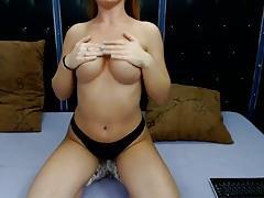 Russian femme fatale gets her pussy stuffed