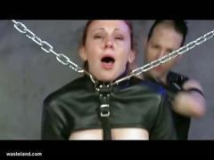 Wasteland bondage sex movie
