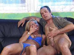 German dirty blond mature casting   csp