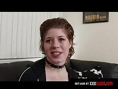 Tattooed slut seduces sister's boyfriend