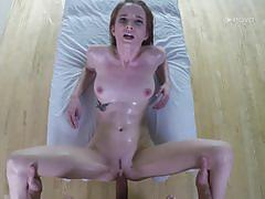Povd fucking jackie marie deep in her hot puss...