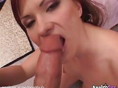 hardcore, anal, red head, analsexzone, ass-fuck, pornstar, blowjob, deep-throat, throat-fucking, big-ass, anal-fingering, doggy-style, german, curvy