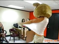 blowjob, party, night, orgy, dancing, club, cfnm, bear