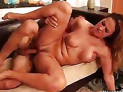 Busty milf babe elexis monroe gets fucked hard by lucky guy's hard cock 2