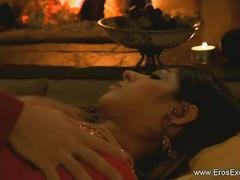 The pleasure of kamasutra, softcore scene