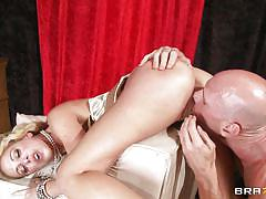 milf, blonde, blowjob, cowgirl, fuck from behind, milfs like it big, brazzers network, johnny sins, cherie deville