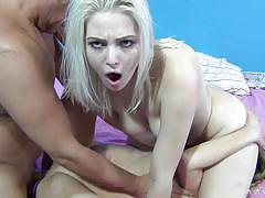 Katie and jenna share the same cock