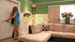 Lesbian jenna and veronica