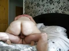 Bbw alison shagging my big cock.avi
