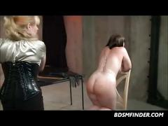 femdom, lesbians, spanking