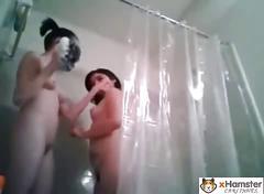 lesbians, showers, teens