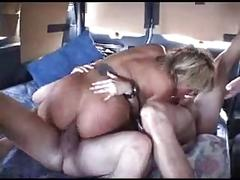 asian, double penetration, gangbang