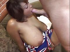 Carmen hayes cheerleader sloppy blowjob