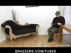 Cheating bigtit horny wife fucked by harddick in front of hubby