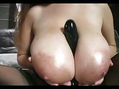 Denise davies - busty british babe anal