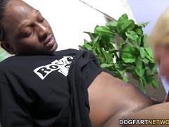 Ebony amber steel gets revenge on her bf