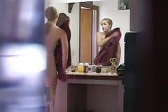 Admired blond voyeur video 02