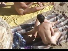 outdoor, mature, group, beach, nudism, cap, adge