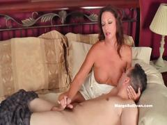 Margo sullivan - mommie and her suckling son