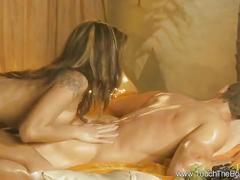 Golden milf turkish massage fantasy handjob