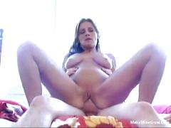Owesome blowjob by owesome mama 1