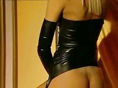 Brigitta bulgari latex italian scene