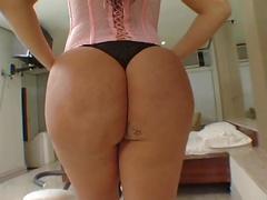 Big booty brazillian pov- soraya
