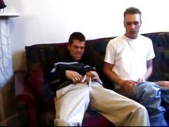 Matthew and tye hardcore scene