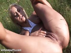 Nicky thorne outdoor piss play