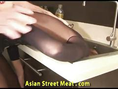 Asian girl soong